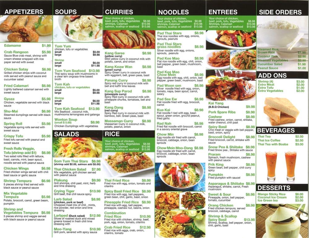 Thai Food Delivery Ventura Ca