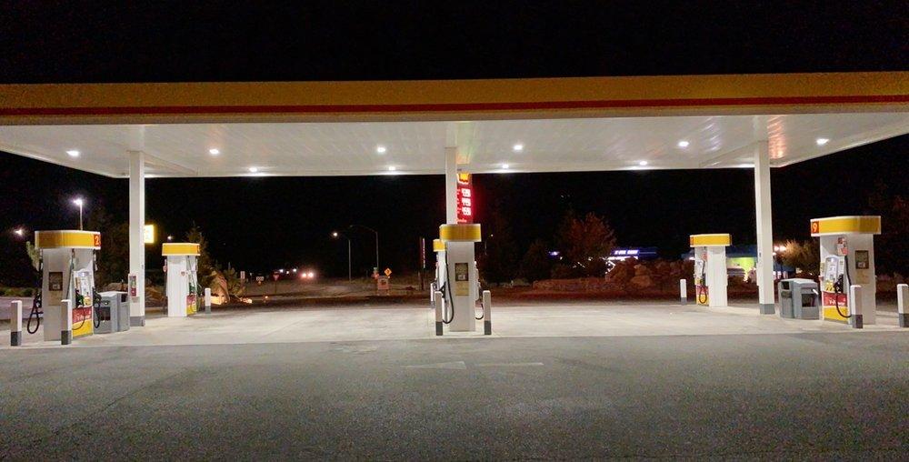 Shell: 17822 N Friant Rd, Friant, CA