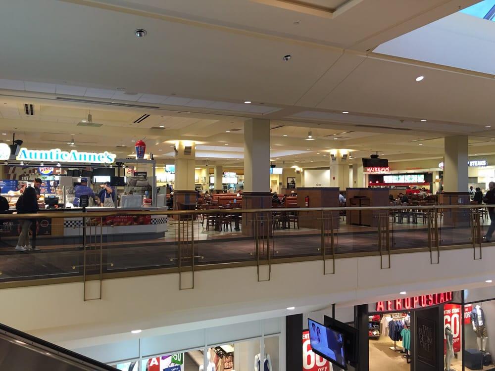 Livingston Mall Food Court Restaurants