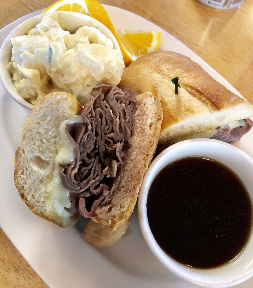 Anderson Island Cafe: 10006 Eckenstam Johnson Rd, Anderson Island, WA