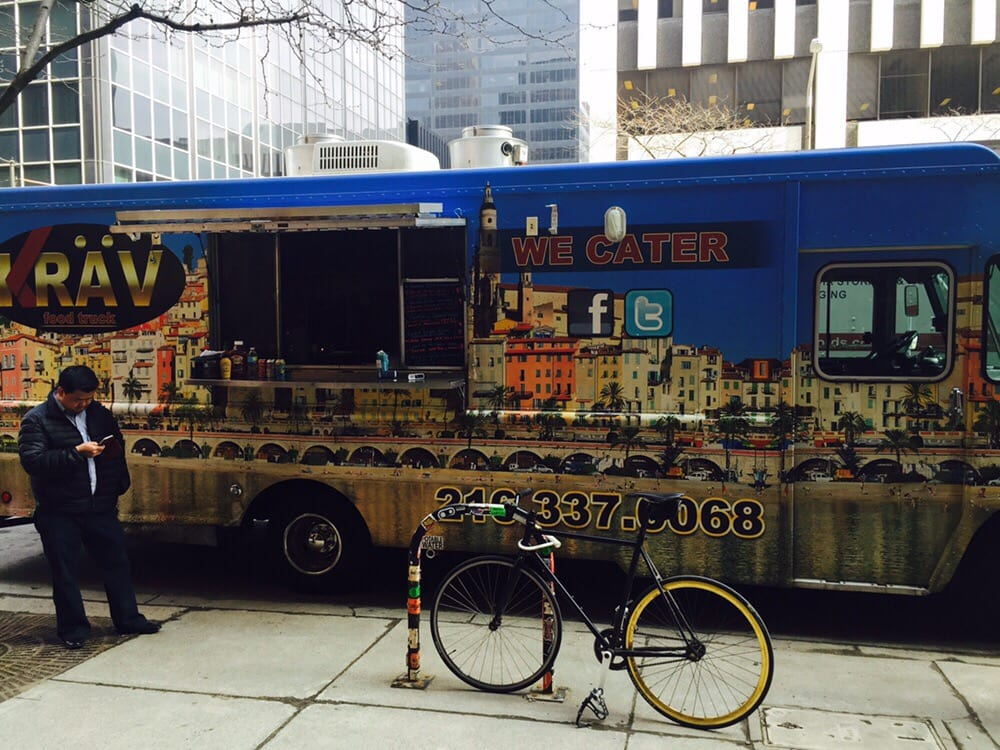 Krav Food Truck: 180 Sommerset Ln, Avon Lake, OH