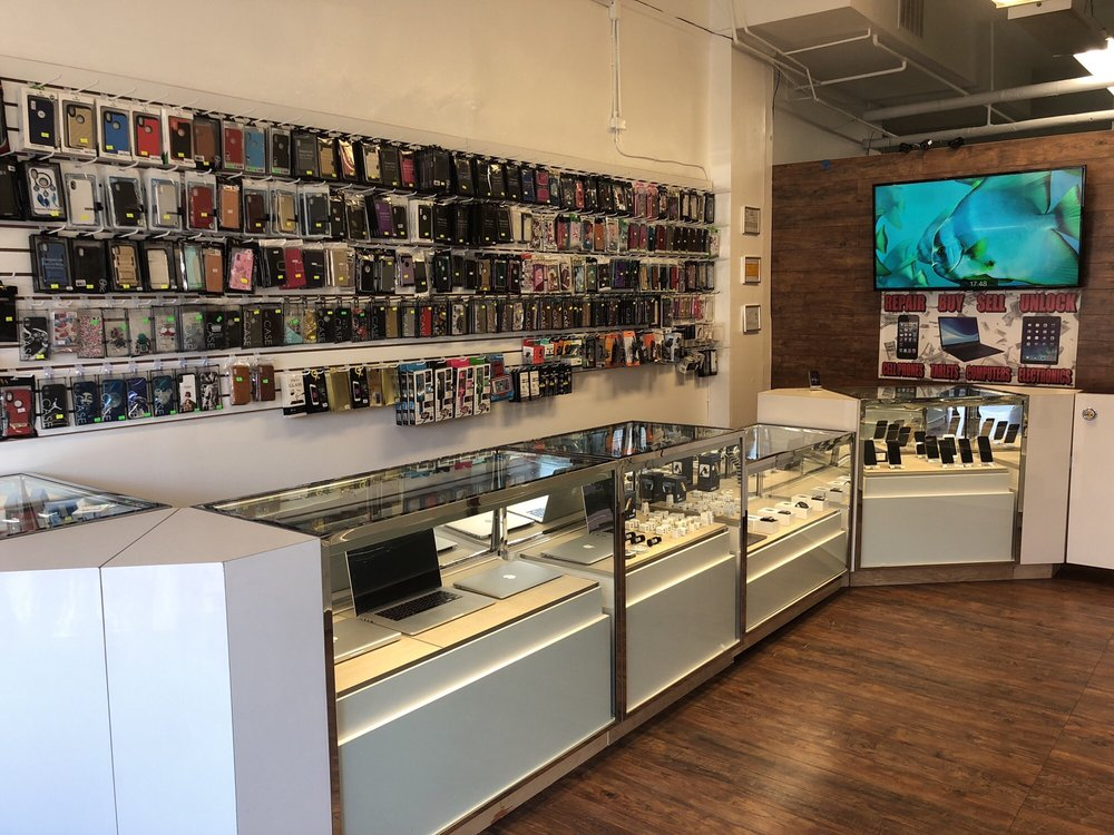 iDeal Electronics: 5909 Geary Blvd, San Francisco, CA