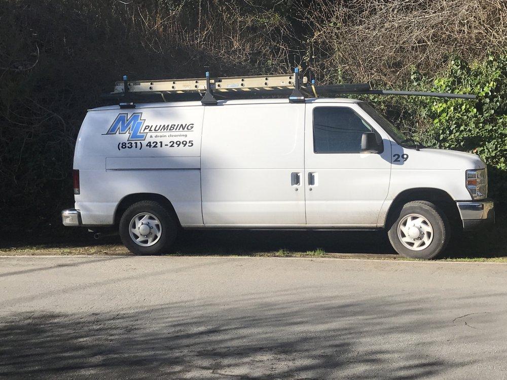 ML Plumbing & Drain Cleaning-Matt Landry: 609 Loma Prieta Dr, Aptos, CA