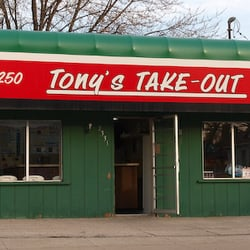 Photo Of Tony S Take Out Saginaw Mi United States Famous Steak Sandwiches