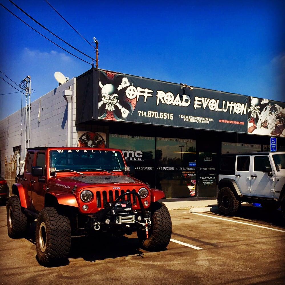 Jeep Information And Evolution Offroaders Com >> Off Road Evolution 10 Photos 29 Reviews Auto Parts Supplies