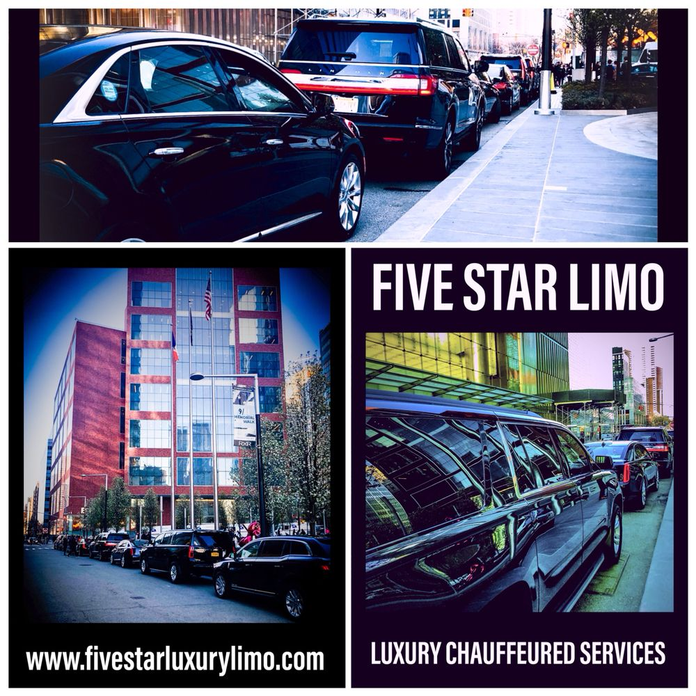 Five Star Luxury Limo Service: 99 Wall St, Manhattan, NY