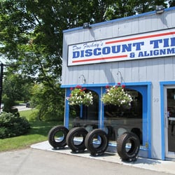 Discount Tire Closest To Me >> Don Foshay S Discount Tire Alignment Tires 99 Elm St Camden