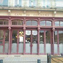 Caf du commerce ferm restaurants 88 rue nationale for Restaurant bar sur aube