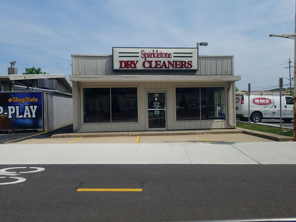 Sparkletone Dry Cleaning: 238 E State St, West Lafayette, IN