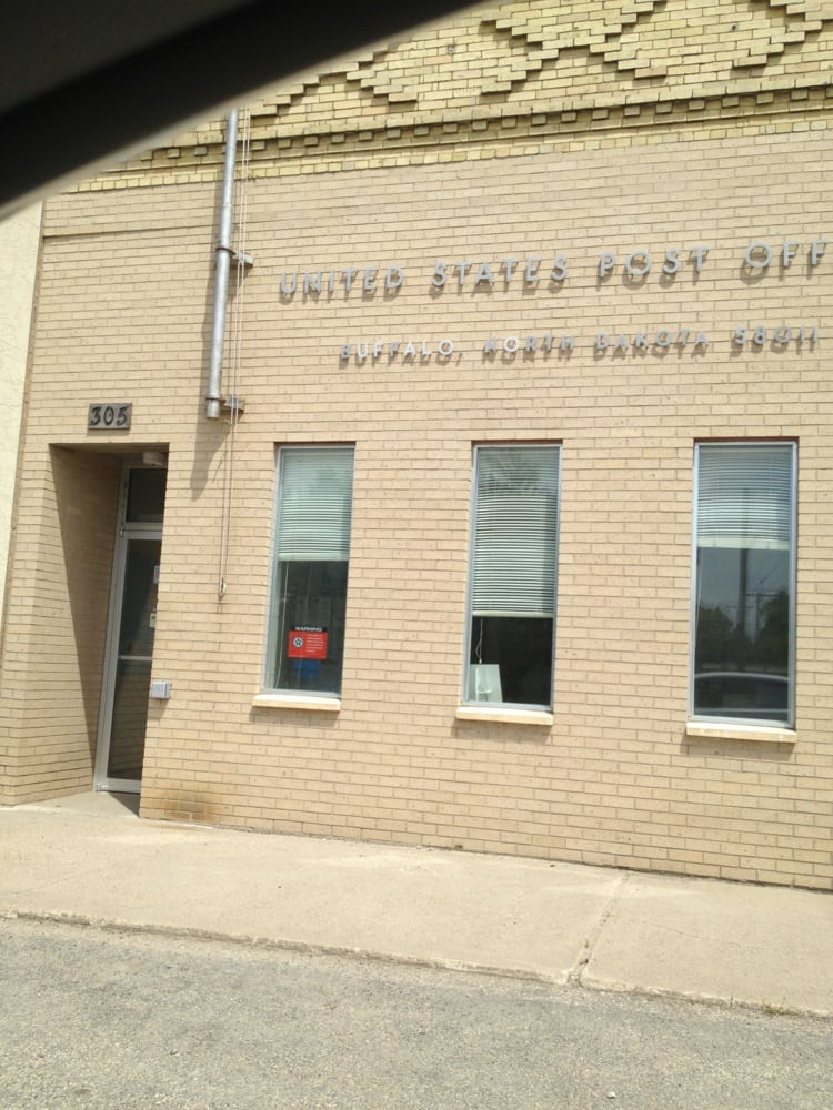 USPS: 305 Main St, Buffalo, ND