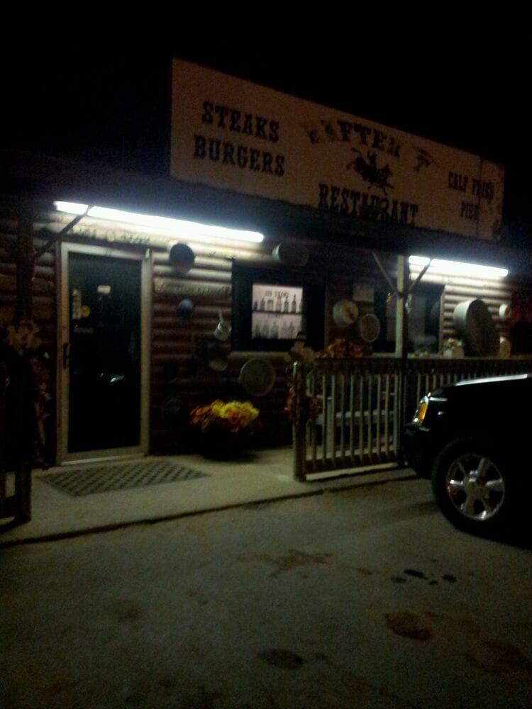 Rafter T Restaurant: Erick, OK