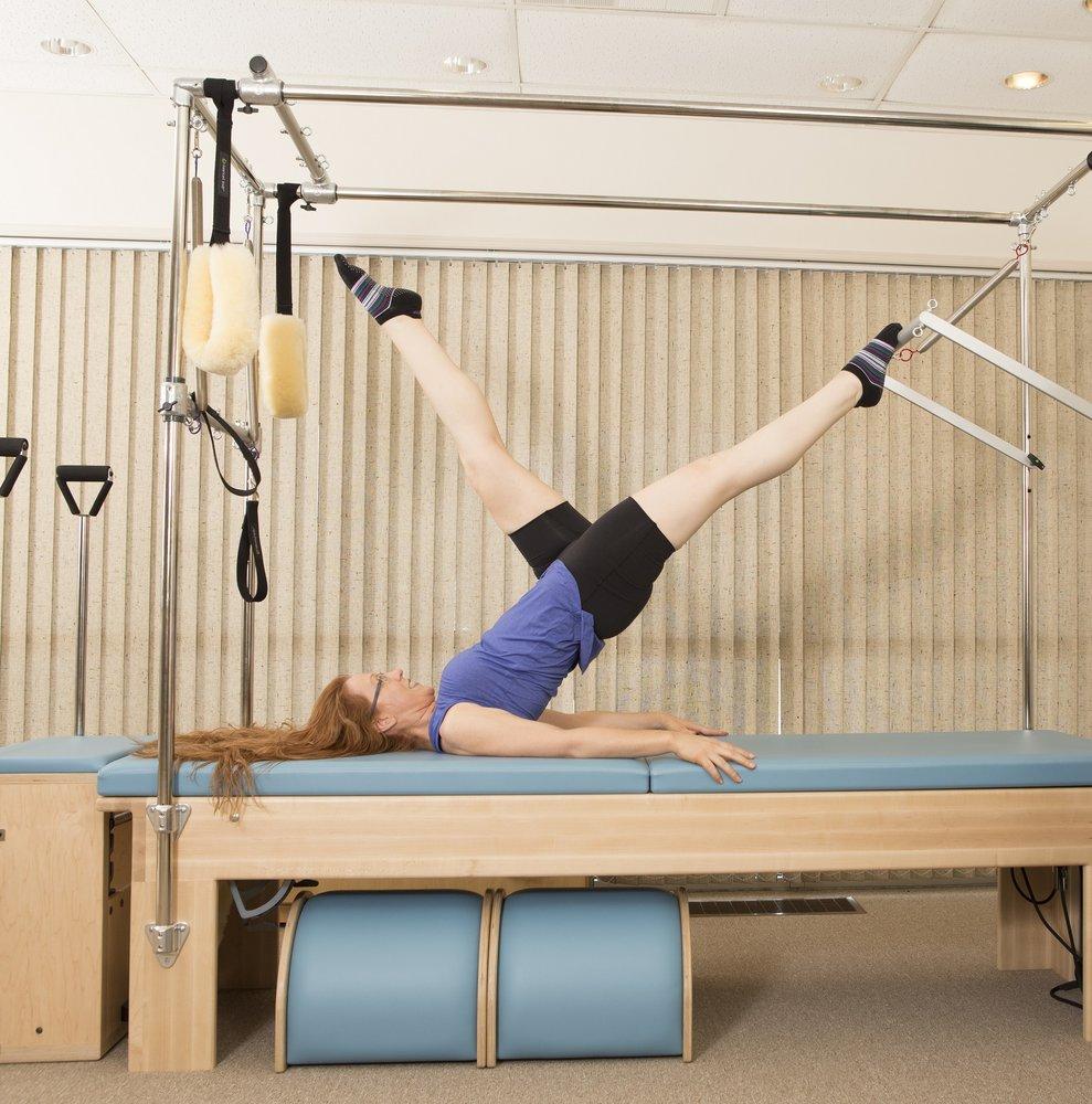 Studio 54 Pilates & More: 9099 W Central, Wichita, KS