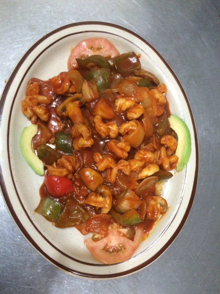 Colonial Mexican Restaurant: 1220 W Central Blvd, Coquille, OR