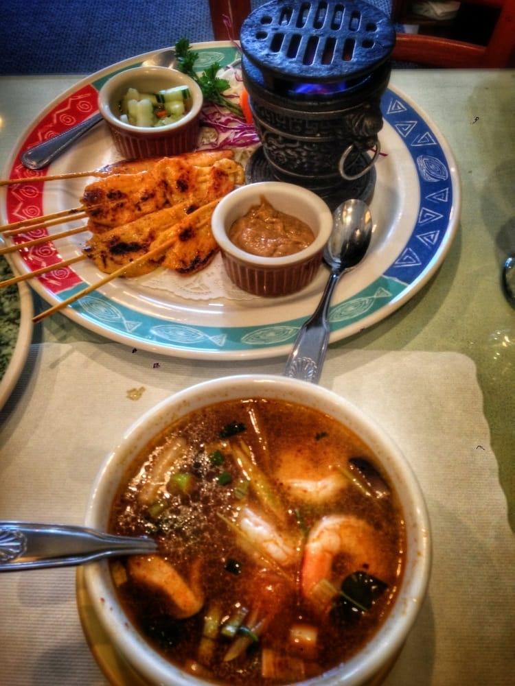 Satay tom yum kung yelp for Jasmine cuisine