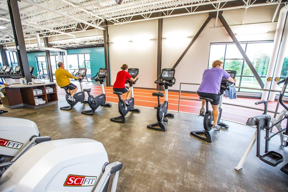 Ames Fitness Center- South: 3600 University Blvd, Ames, IA