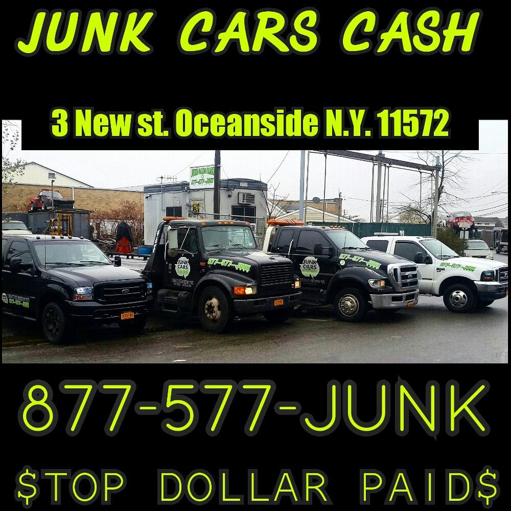 Junk Cars Cash - 13 Reviews - Junk Removal & Hauling - 3 New St ...