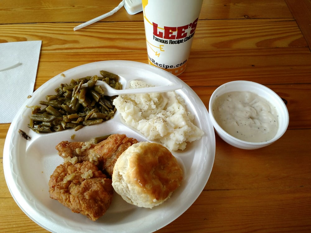 Lee's Famous Recipe: 830 Stanford Rd, Lancaster, KY