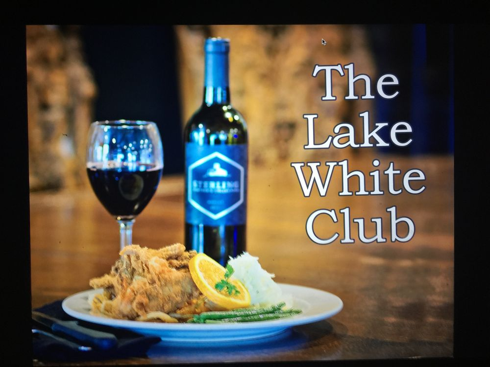 Lake White Club: 1166 Sr 552, Waverly, OH
