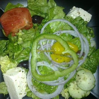 Photo Of The Patio   Bridgeview, IL, United States. Greek Salad