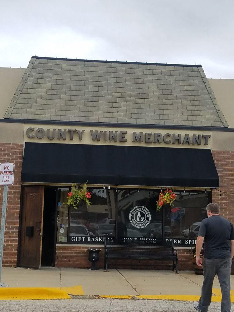 County Wine Merchant: 208 Burr Ridge Pkwy, Burr Ridge, IL