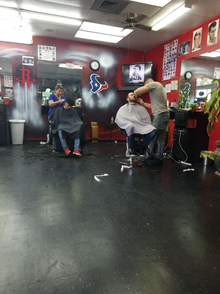 J&J Barber Shop: 4926 Luella Ave, Deer Park, TX