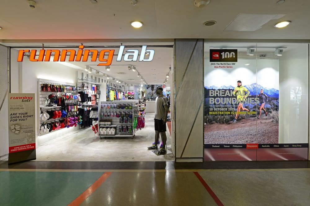 Running Lab @ Velocity, Novena Square