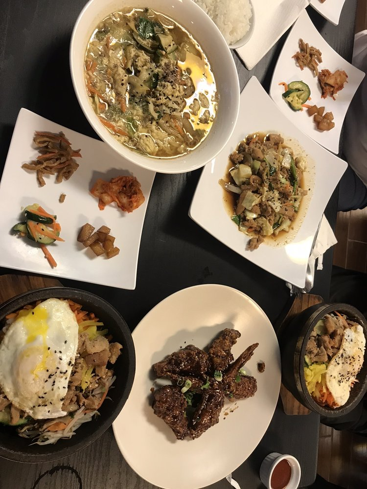 Han Korean Cuisine: 1904 W Arlington Blvd, Greenville, NC