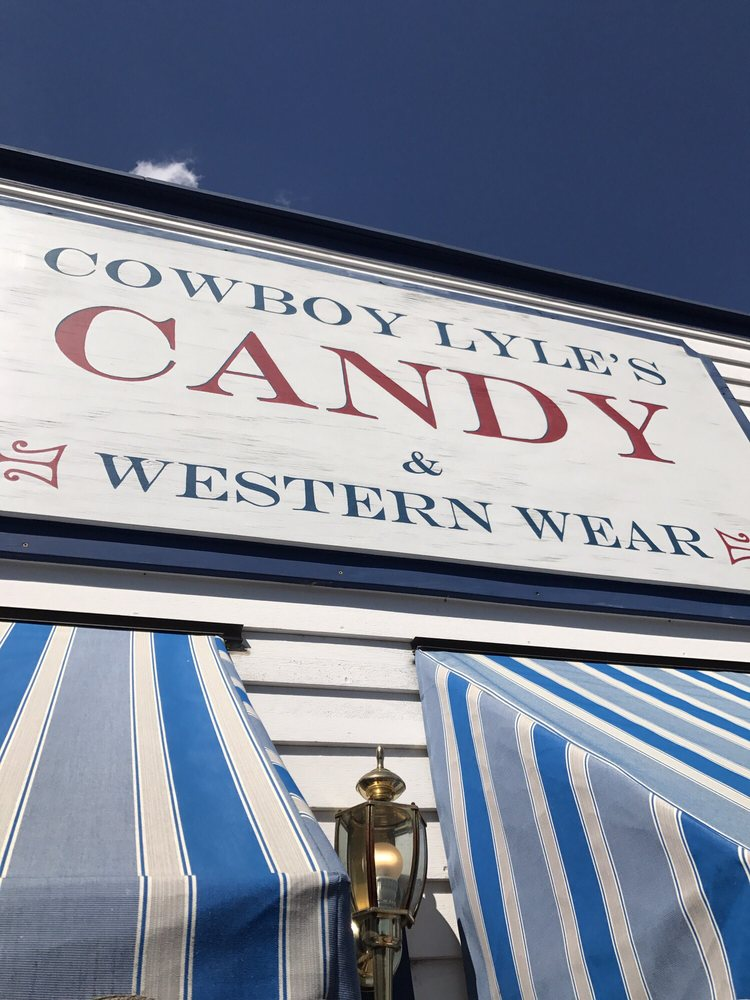 Cowboy Lyle's Candy Store: 440 3rd St, Medora, ND