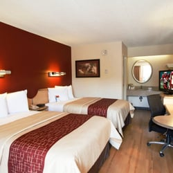 Photo Of Red Roof Inn Enfield Ct United States Deluxe Two