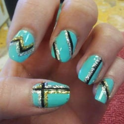 Cool nails 20 photos 40 reviews nail salons 3403 w for A q nail salon collinsville il