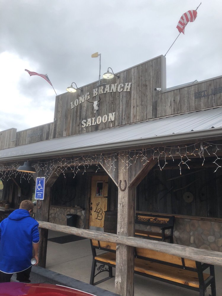 Long Branch Saloon: 8400 County Rd 388, Faithorn, MI