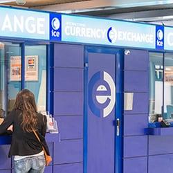 ICE Currency Exchange Aroport Nantes AtlantiqueDparts