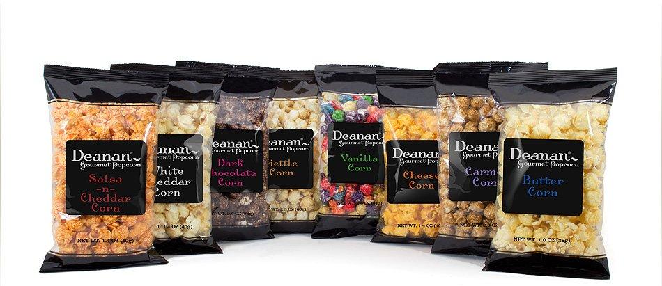 Premise Indicator Words: Deanan Gourmet Popcorn