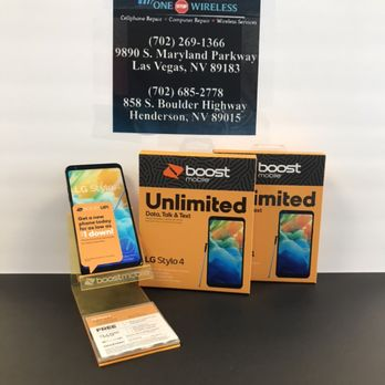 The amazing LG Stylo 4 $free when you switch to boost mobile  - Yelp