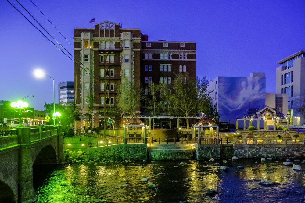 Downtown Reno Restaurants On The River