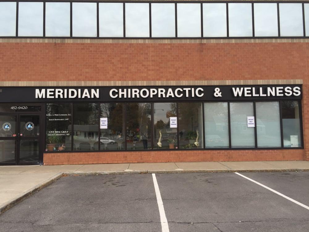 Meridian Chiropractic & Wellness PC: 5112 W Taft Rd, Liverpool, NY