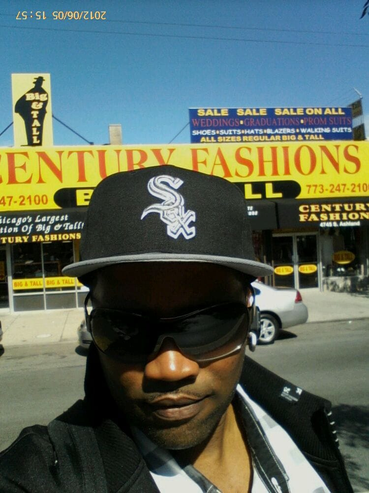 Big & Tall-Century Fashions: 4745 S Ashland Ave, Chicago, IL