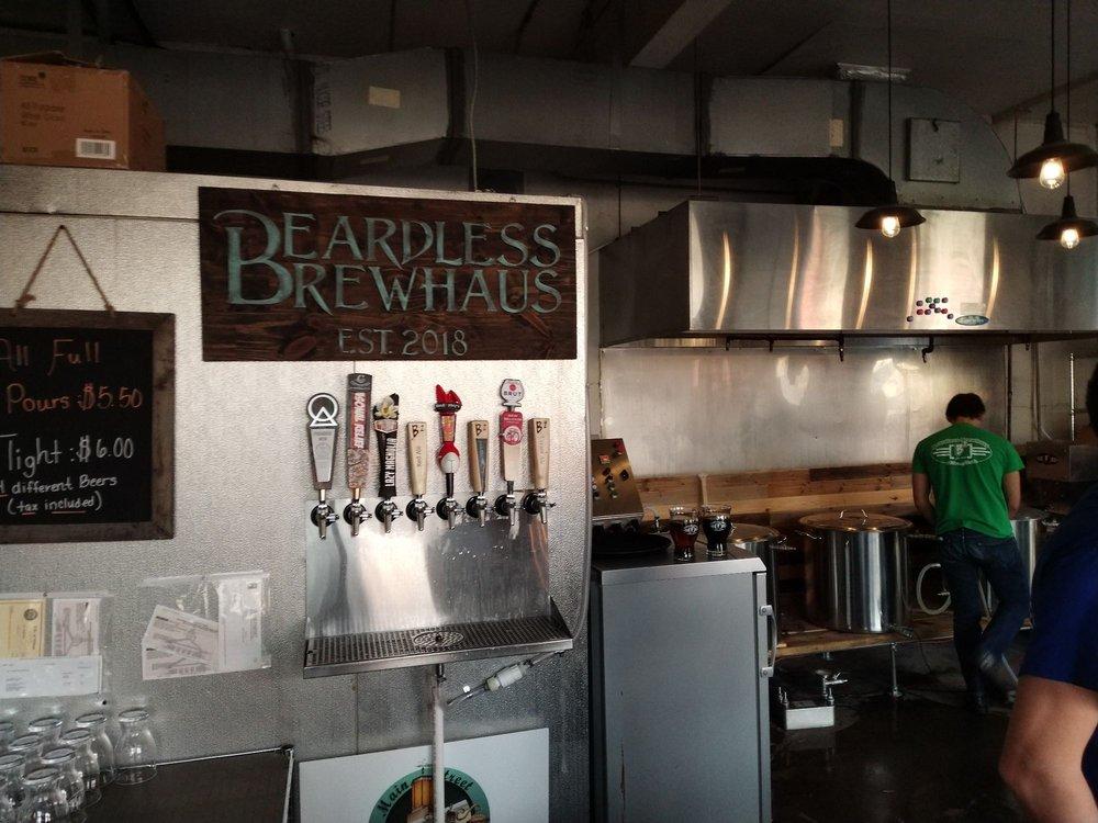 Beardless Brewhaus: 6820 Caroline St, Milton, FL
