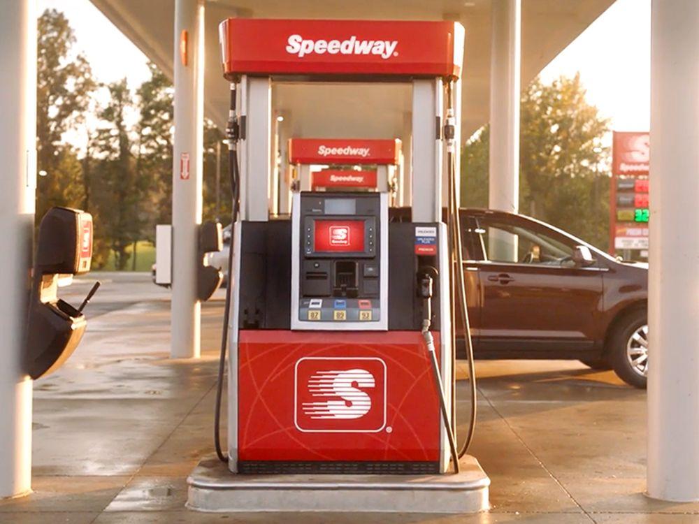 Speedway: 1501 St Marys Rd, Sidney, OH