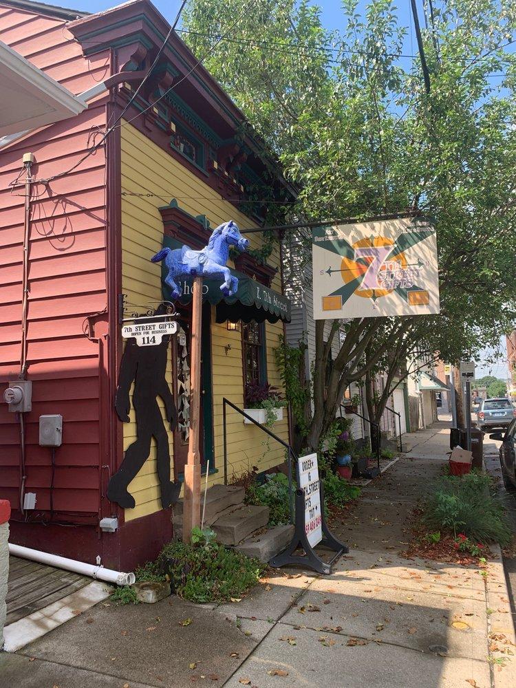 Seventh Street Gifts: 114 E 7th St, Newport, KY