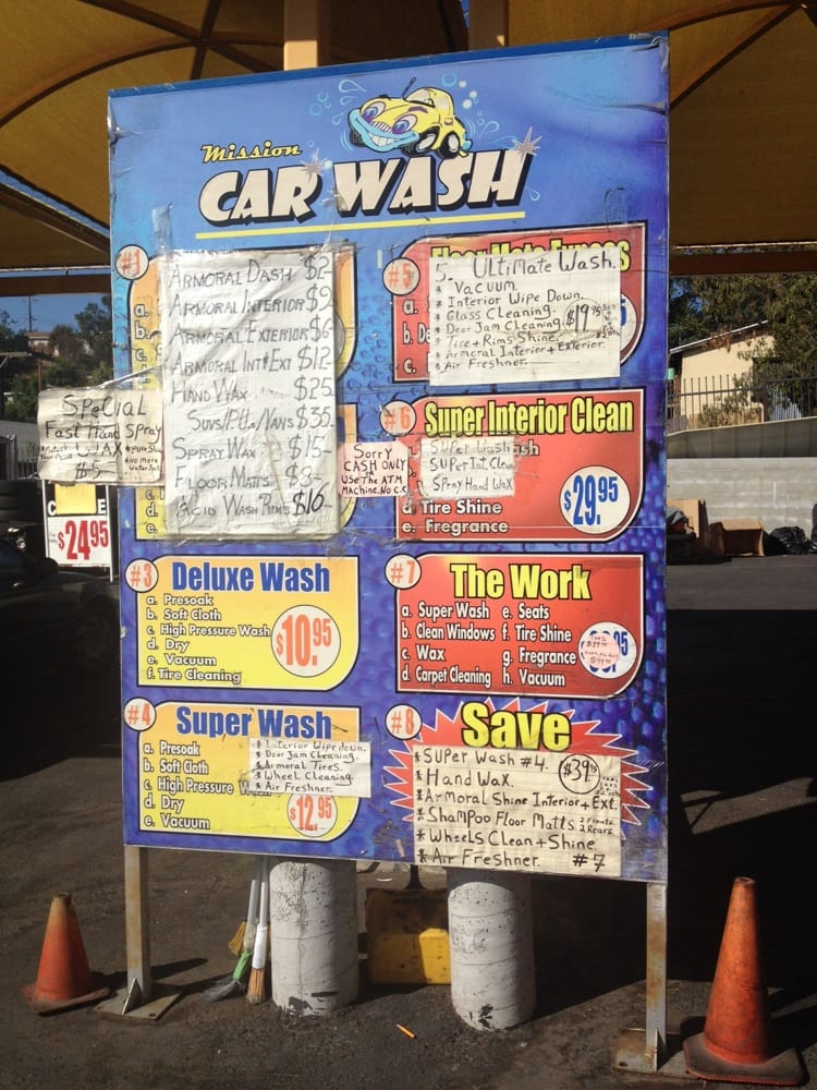 Car detail coupon los angeles