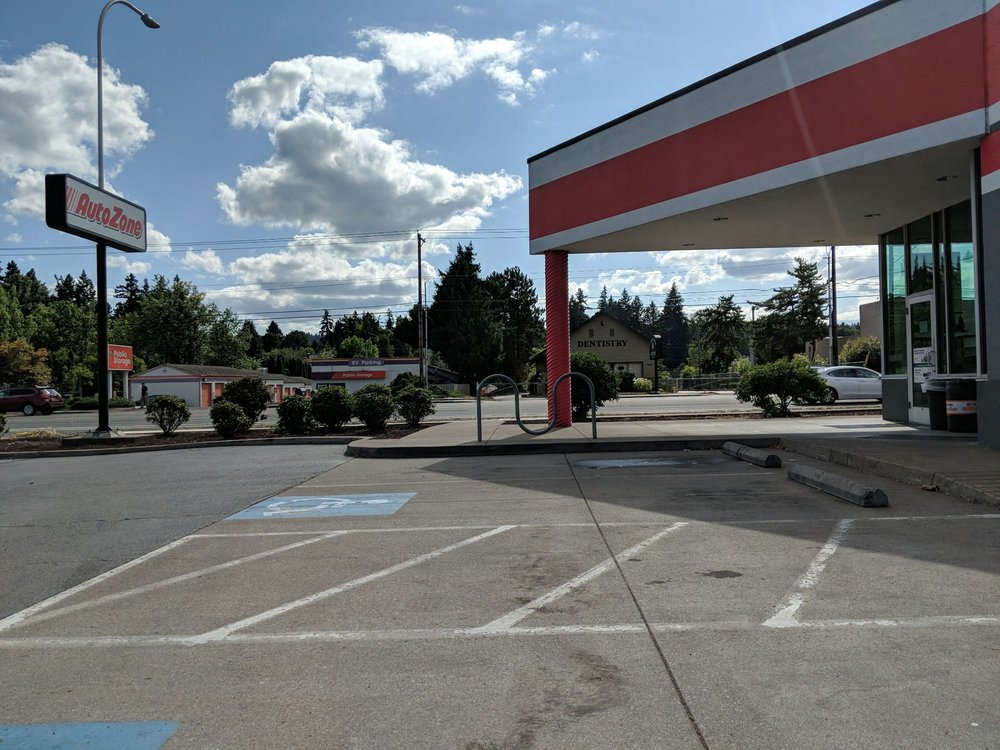 AutoZone Auto Parts: 17480 SE McLoughlin Blvd, Portland, OR
