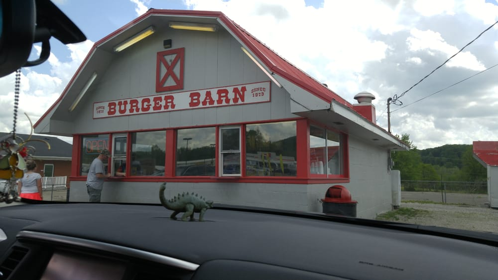 Burger Barn Drive-In: 1375 Richmond Rd, Irvine, KY