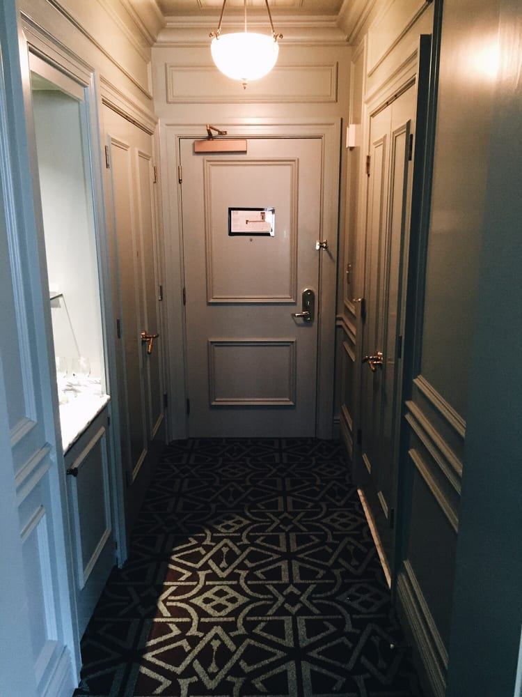 Image Result For Hotel Room Door Designs: Hotel Room Door Including Closet And Dry Bar In The Hall