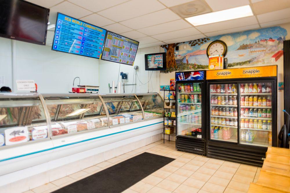 Sea World Fish Market: 15084 Gratiot Ave, Detroit, MI