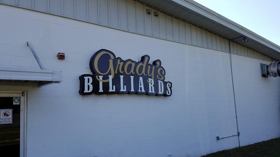 Grady's: 850 S Lake Dr, Lexington, SC
