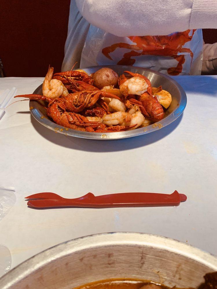 Food from Crab Kingdom