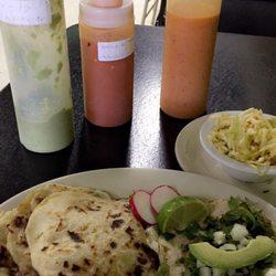 Photo Of Cuchifrito Restaurant Winston M Nc United States Pupusas A