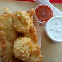 H salt fish chips 48 photos 52 reviews fish for Fish and chips salt lake city