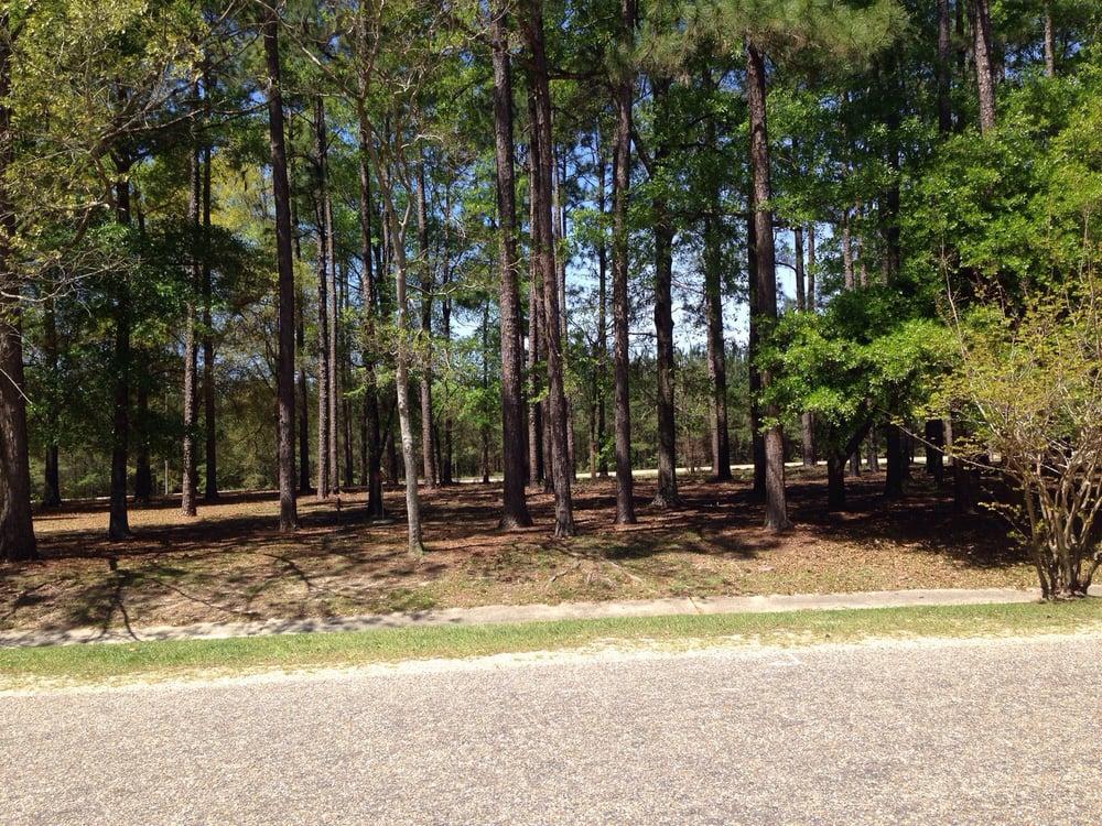 Alabama Rest Area: State Highway 9, Florala, AL